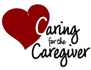caregiver need to care for themselves