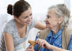 Senior adults love to have someone to talk with or assist them in various tasks